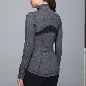 lululemon athletica Jackets & Coats - Lululemon Define Jacket Herringbone Black 6